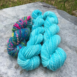 Under the Sea - Handspun Weaving Pack