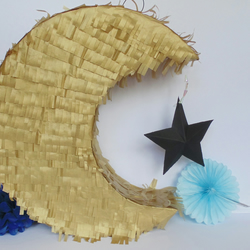 Crescent Moon Pinata