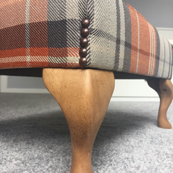 Luxury Handmade Footstool