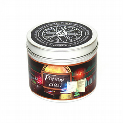 Potion class scented candle harry potter inspired bookish candle potions potter