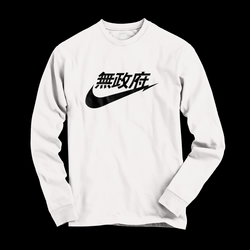 Air Anarchy Long Sleeve Tee