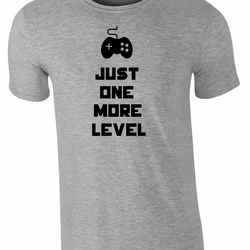 Just One More Level Mens Tee T-Shirt