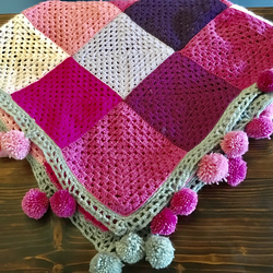Bespoke Crochet Blanket - made to order