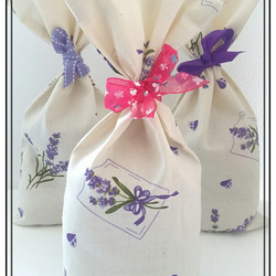 Homemade Lavender Pillow with added Essential Oils