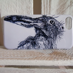 Hare iPhone 7 Cover - Case