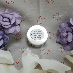 Tree Bee Lavender & Peppermint Lip Balm with Vitamin E