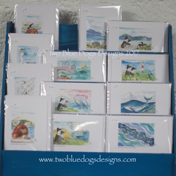 Seaside Theme pack of cards