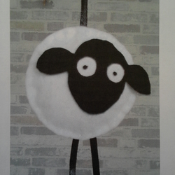 Decorative Hanging Sheep Kit