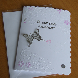 To Our Dear Daughter
