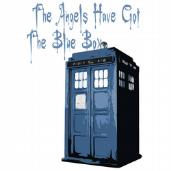 T-Shirt: DOCTOR WHO: The Weeping Angels