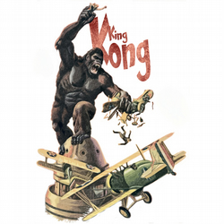 T-Shirt: KING KONG: Bi-Planes