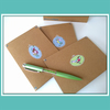 Pretty bird notelets – pack of 4 blank cards