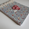 Lacy Floral Notebook - Shabby Chic - Notepad - Jotter - Doodle