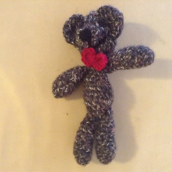 TEDDY BEAR HAND MADE