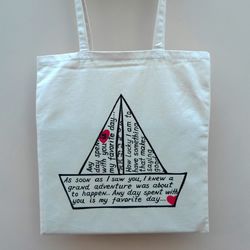 Tote bag 8oz cotton