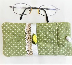 Padded Glasses Case