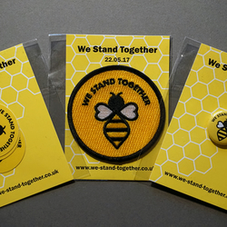 Manchester We Stand Together bee bundle