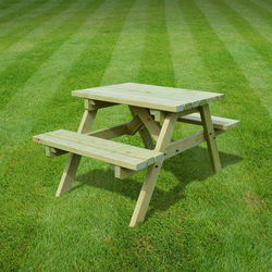 Oakham Picnic Bench 3ft