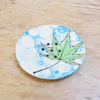 Soap Dishes - Fall Maples (Circle)